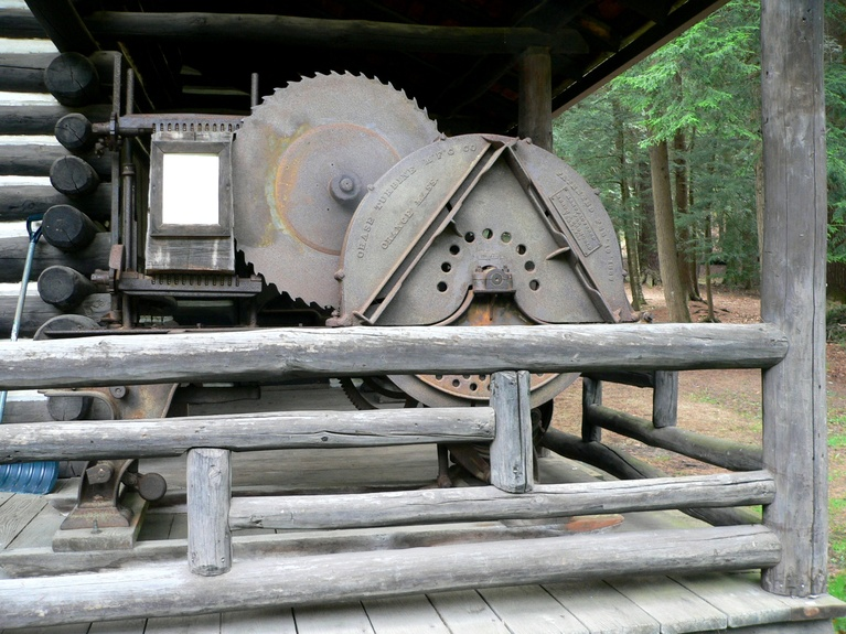 Chase Turbine Shingle Mill
