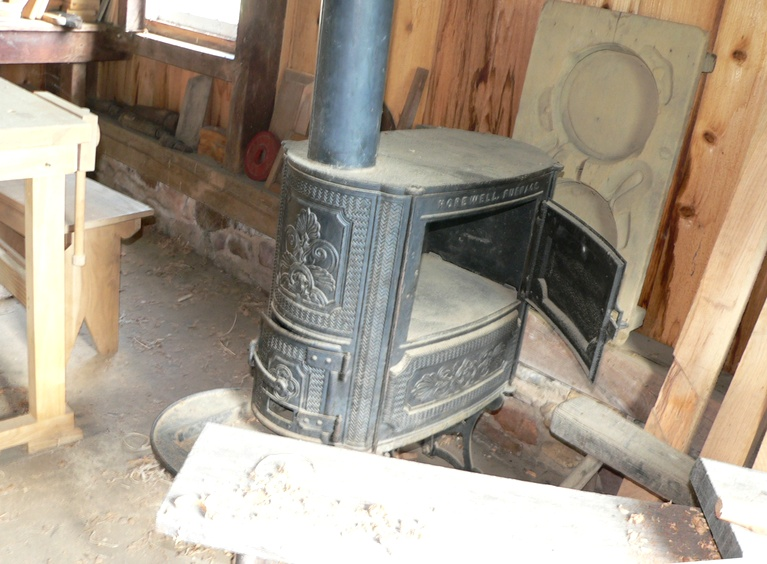 Namesake Hopewell Furnace Stove