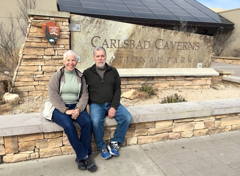 Our First Stop: Carlsbad Caverns