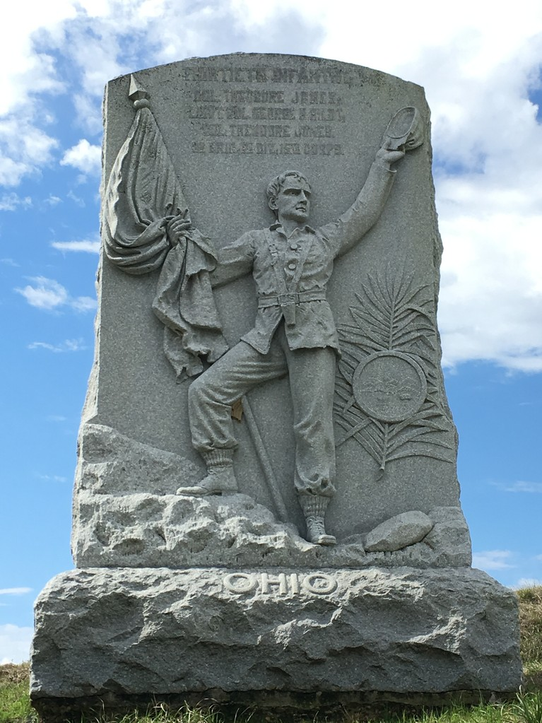 Memorial of the 30th Ohio Infantry