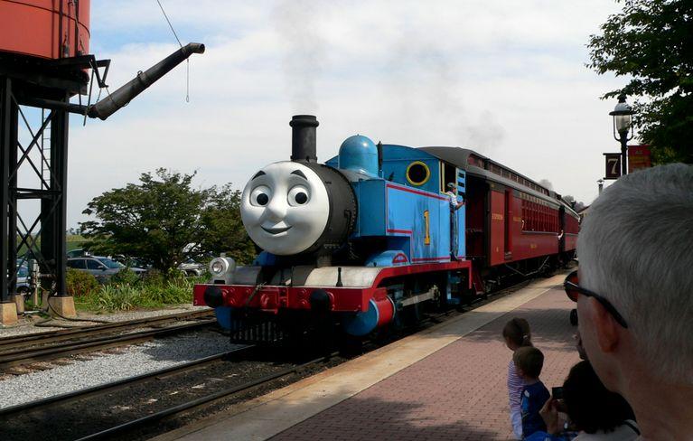 We Hit Thomas Days!