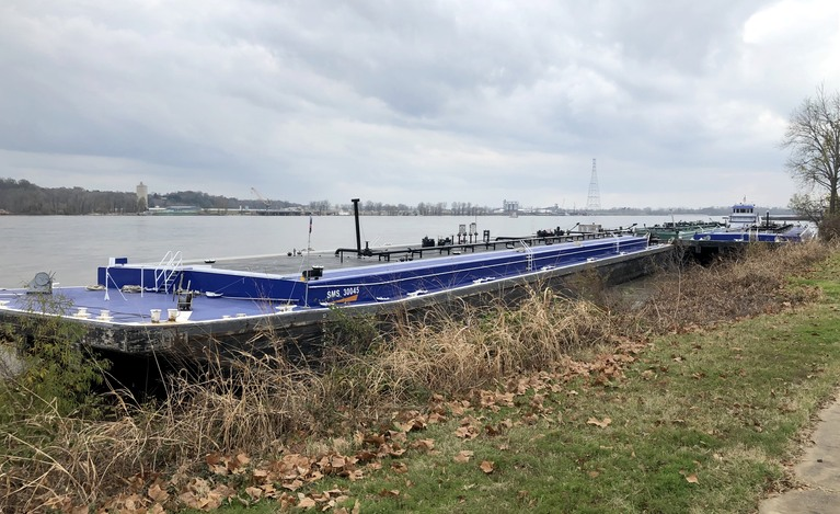Barges Carrying 36,620 Barrels of Benzene (Each!)