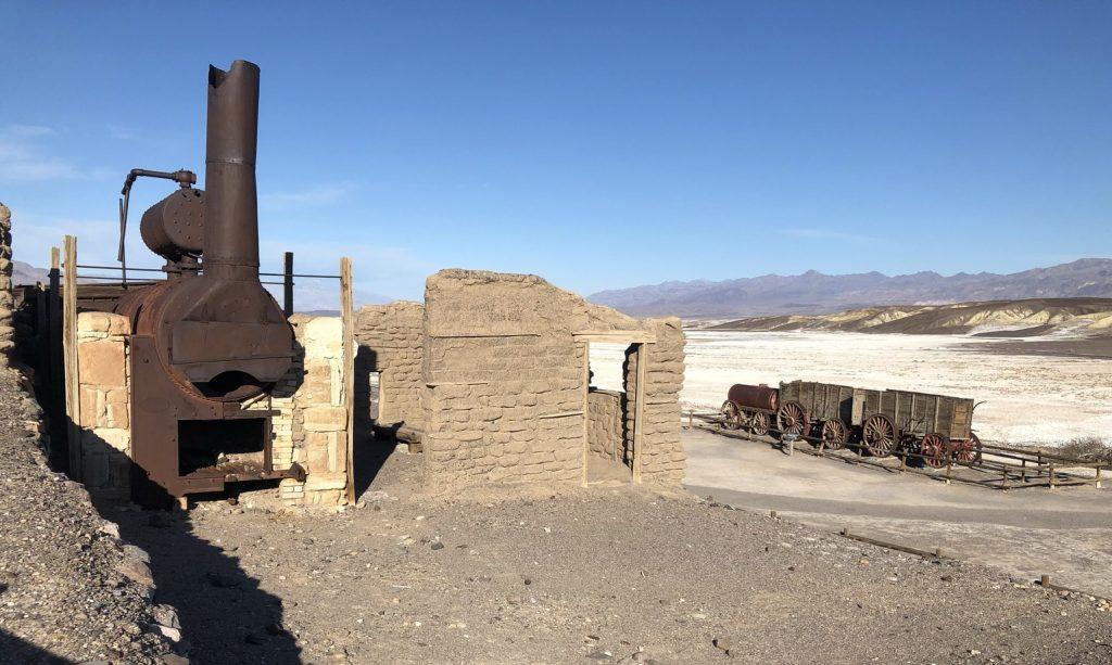 Boiler & Borax Wagons